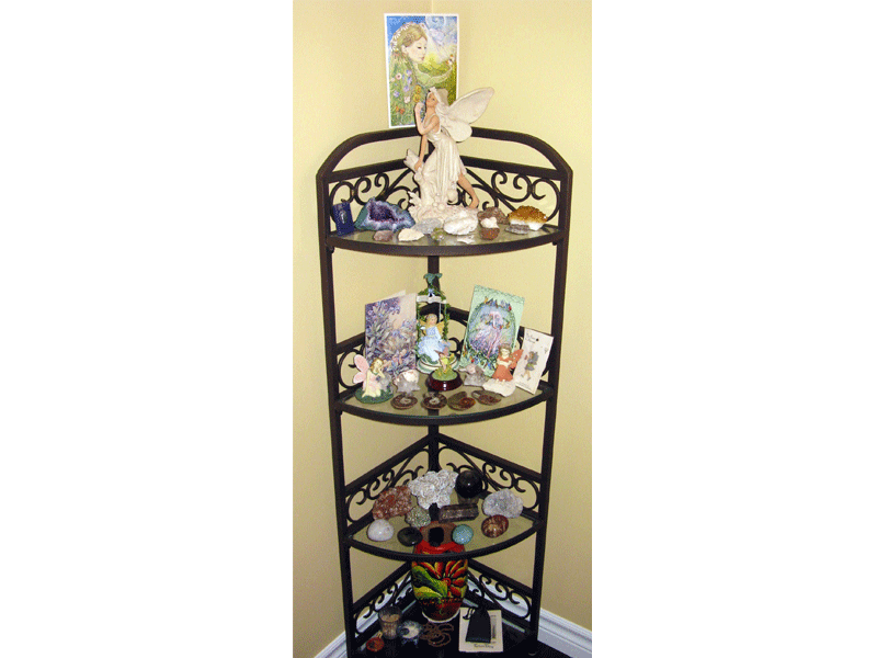 Ouroboros-Wellness-Crystals-Stones-Fairies-Shelf